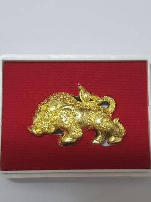 wild boar amulet